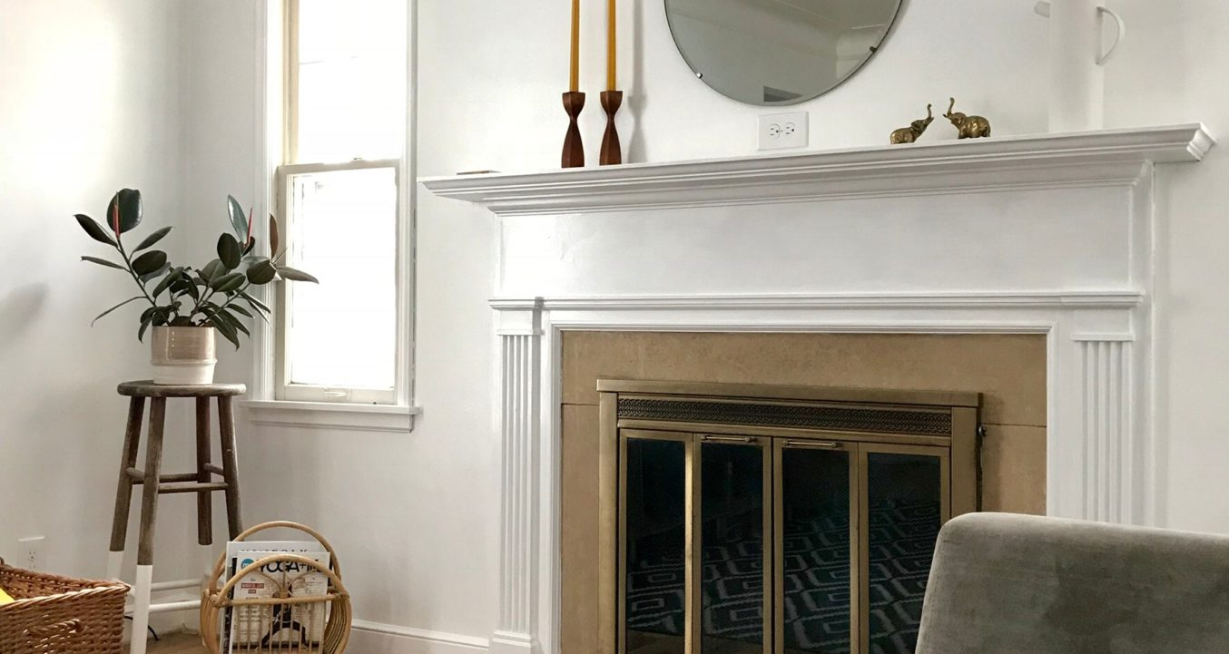 4 Ways To Update Your Fireplace
